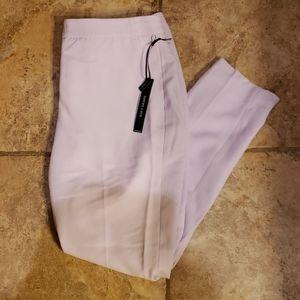 WHBM lavender trousers
